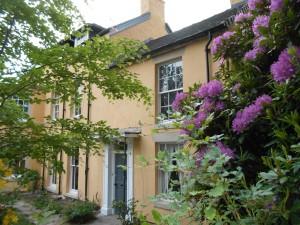 Home of Lieut. T E Hulme.